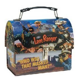 Lunch Boxes wallpaper titled Lone Ranger Dome Lunch Box