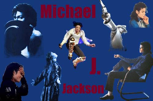 MJ karatasi la kupamba ukuta 1