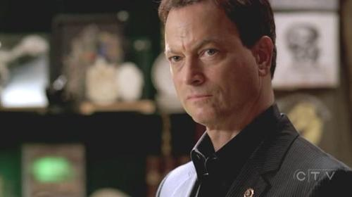 CSI:NY wolpeyper probably containing a business suit and a portrait titled Mac