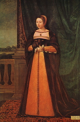Kings and Queens wallpaper entitled Margaret Tudor, Queen Consort of Scotland