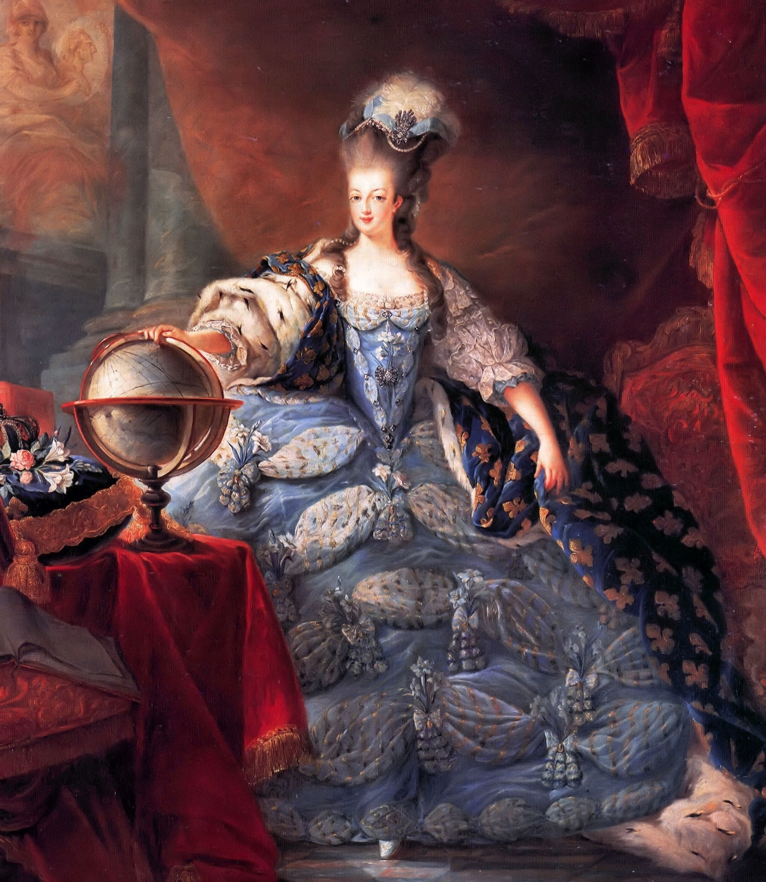 Kings and queens marie antoinette of france