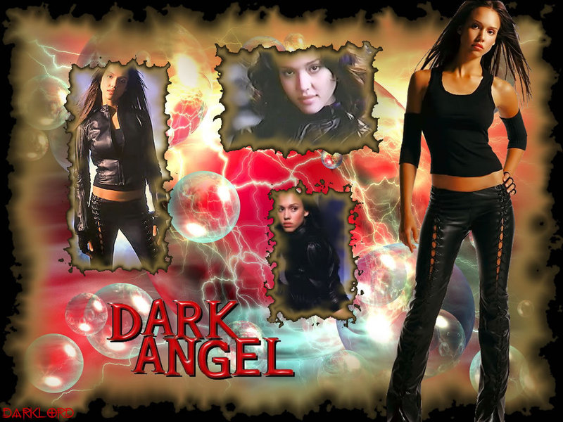 dark angel wallpaper. Max - Dark Angel Wallpaper