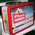 McDonald's lunch box