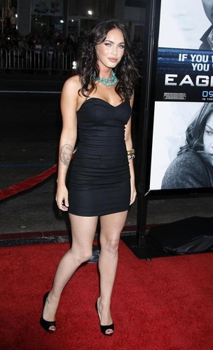 Megan @ Eagle Eye Premiere