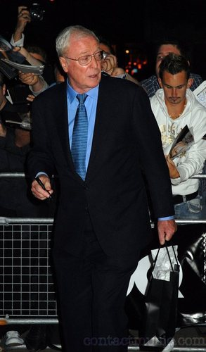 Michael Caine at GQ Awards