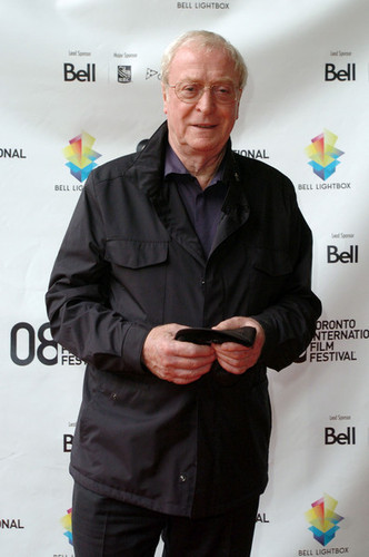"Michael Caine at ""Is There Anybody There?"" Canadian Premiere"