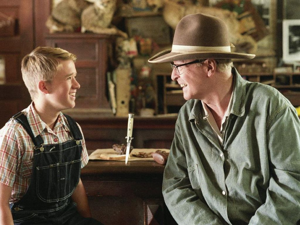 Michael Caine In Secondhand Lions