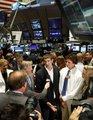 Michael Phelp @ NYSE