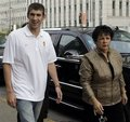 Michael Phelps & Mom