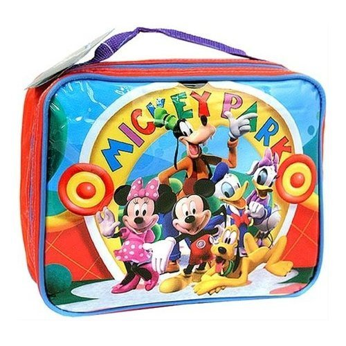 Mickey topo, mouse Park Lunch Box