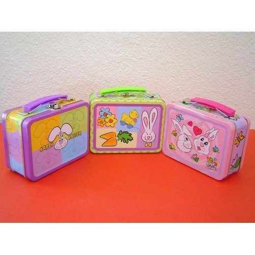 Mini Easter Lunch Boxes
