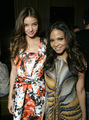 Miranda Kerr Celebrates the launch of