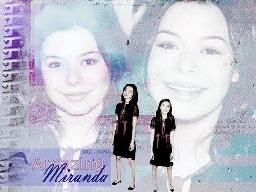 Miranda پیپر وال