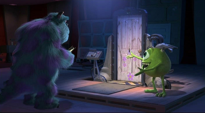 monsters inc wallpaper boo. Monsters, Inc. Screencap