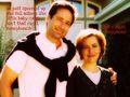 Mulder & Scully Wallpaper
