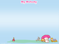 My Melody - my-melody wallpaper
