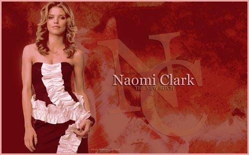 Naomi پیپر وال