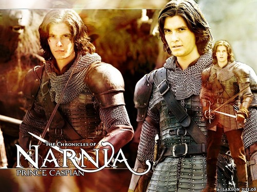 The Chronicles Of Narnia wallpaper containing a breastplate and an armor plate called Narnia Characters