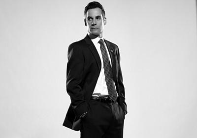 Nathan Petrelli - Giải cứu thế giới Season 3 promo pic