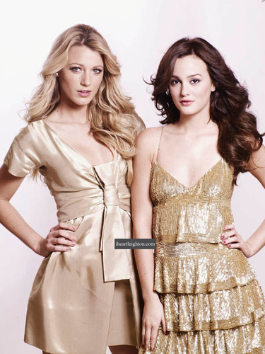 New Blake/Leighton outtakes