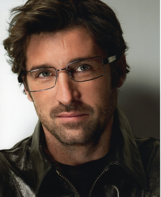 New Versace Ad X Patrick Dempsey Photo 2363286 Fanpop