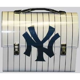 New York Yankees Dome Lunch Box