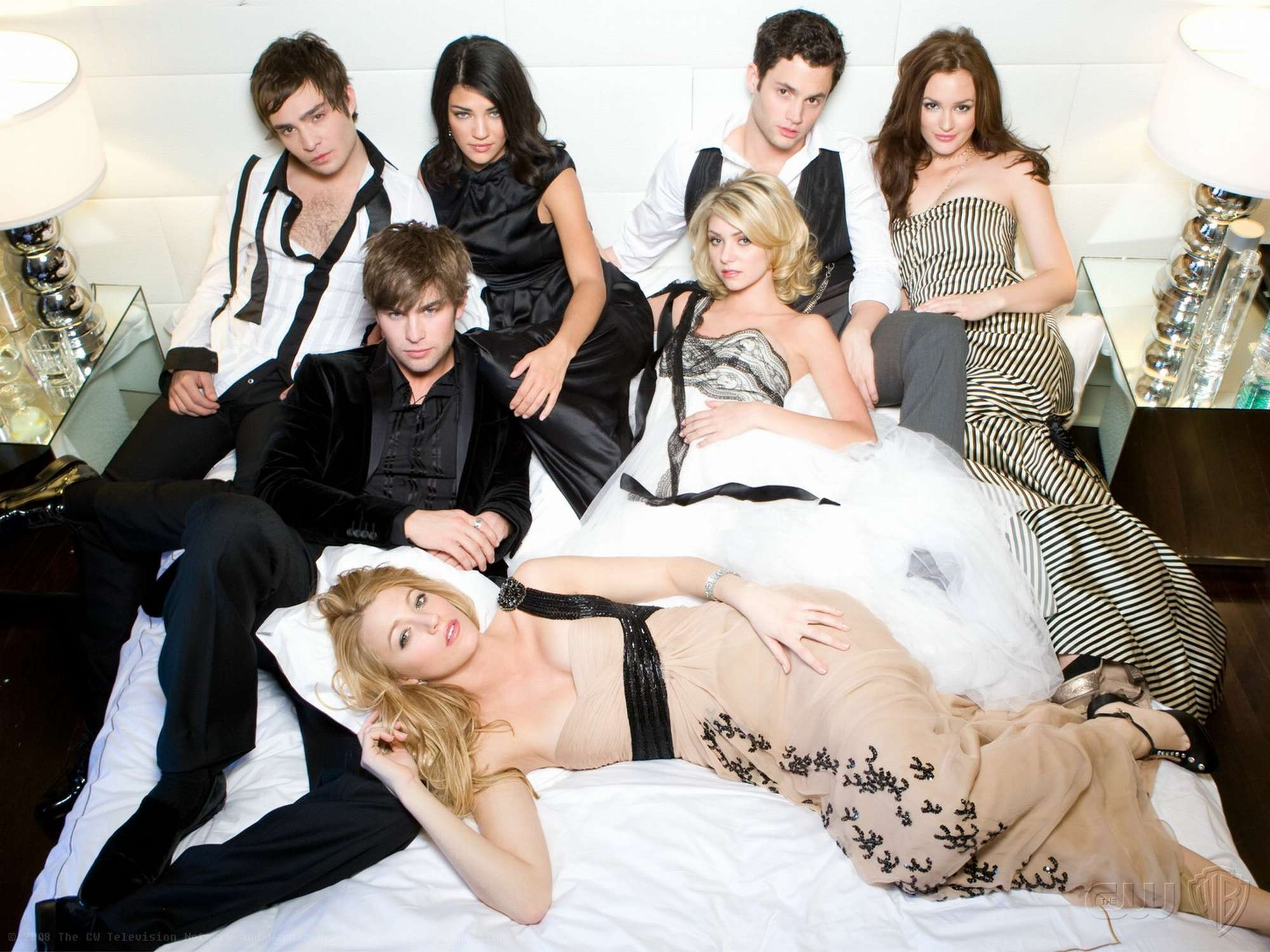new outtakes from photoshoot - gossip girl photo  2307396