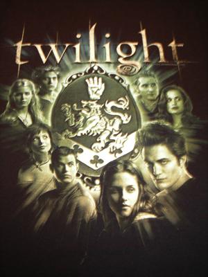 New twilight baju (front) !