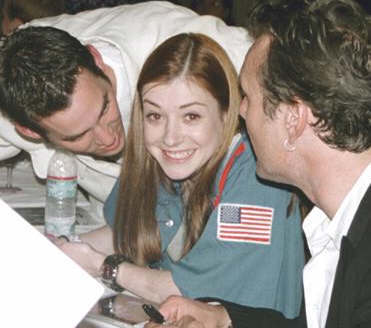 Nicholas Brendon,Alyson Hannigan,Anthony Stewart Head