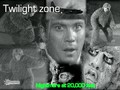 the-twilight-zone - Nightmare At 20,000 Feet wallpaper