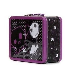 Lunch Boxes karatasi la kupamba ukuta entitled Nightmare Before krisimasi Lunch Box