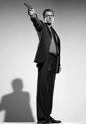 Noah Bennet - Giải cứu thế giới Season 3 promo pic