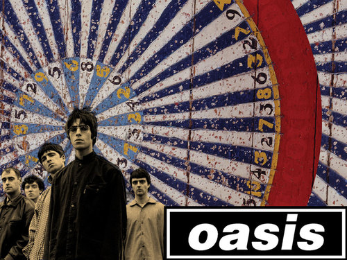 Oasis 壁紙