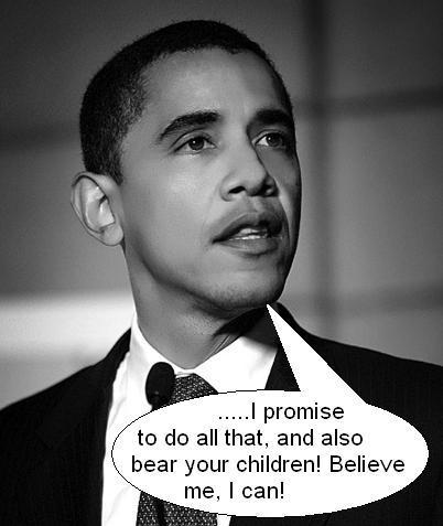 Obama, really now............