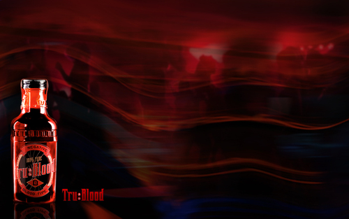 Official True Blood wallpaper