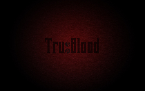 Official True Blood fond d'écran