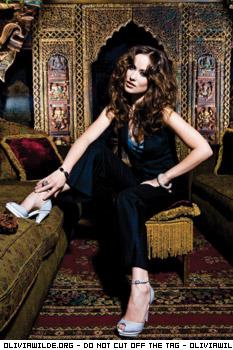 Olivia - La Direct Outtakes 2008