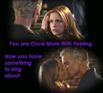 Once lebih With Feeling