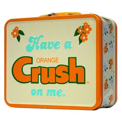 jeruk, orange Crush Lunch Box