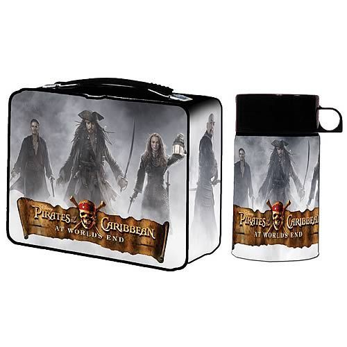 POTC At World's End Lunch Box