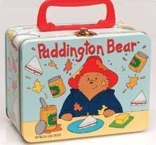 Paddington beer Vintage lunchbox