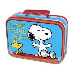 Peanuts Snoopy Lunch Box