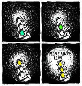 People Always Leave