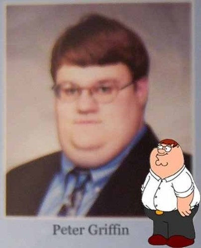uma familia da pesada wallpaper entitled Peter Griffin
