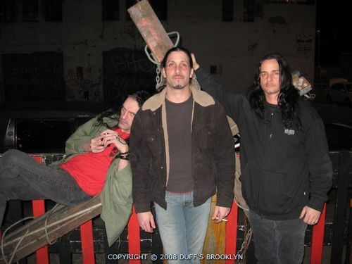 Peter,Johnny,Kenny At Duff's Bar