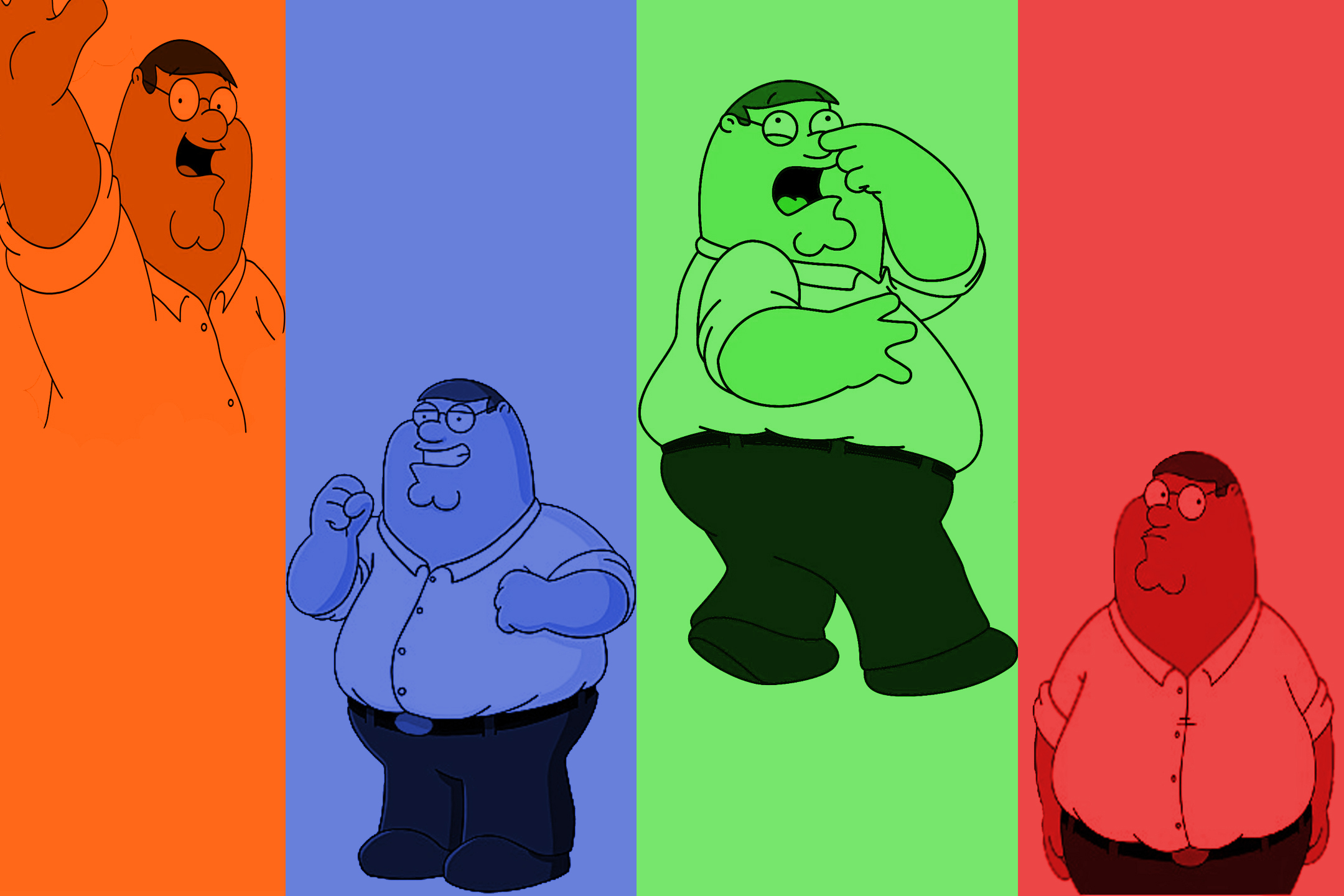 Peter Wallpaper - Family Guy 2160x1440