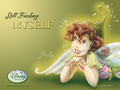 Prilla Wallpaper - disney-fairies wallpaper