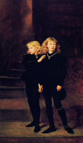 Princes Edward and Richard, the Princes in the Tower