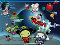 Pucca in outer space - pucca wallpaper