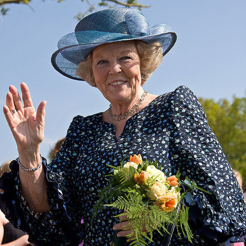 皇后乐队 Beatrix of the Netherlands
